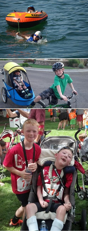 Noah i el seu germà Lucas: un amor sense límits!