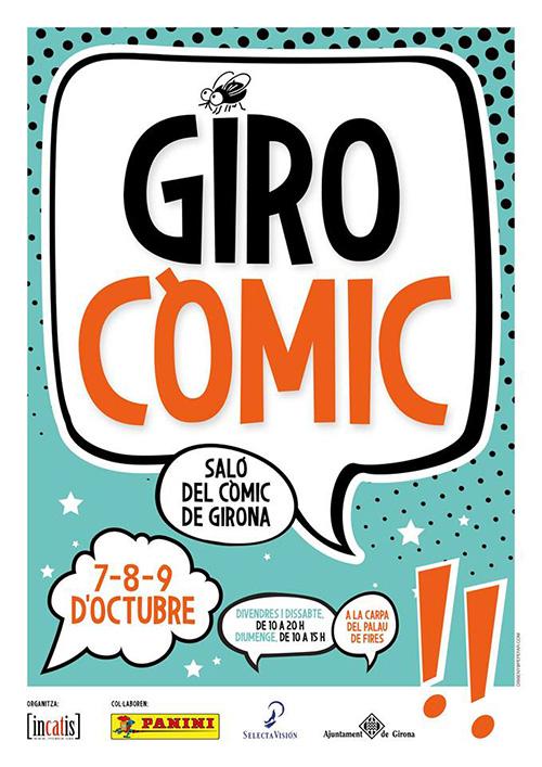 Girocòmic, I Saló del Còmic de Girona