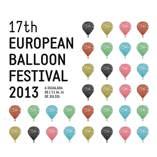 17è European Balloon Festival a Igualada
