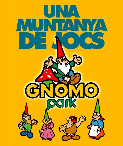 Heu d'organitzar una excursió escolar? Que sigui a Gnomo Park!