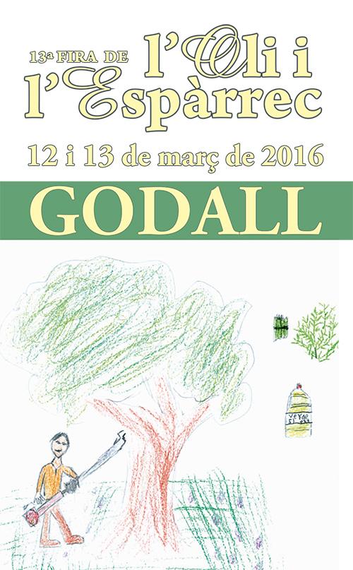 13a Fira de l'Oli i l'Espàrrec de Godall