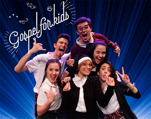 Gospel For Kids al Jove Teatre Regina