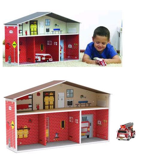 Guanyador d'una estació de bombers