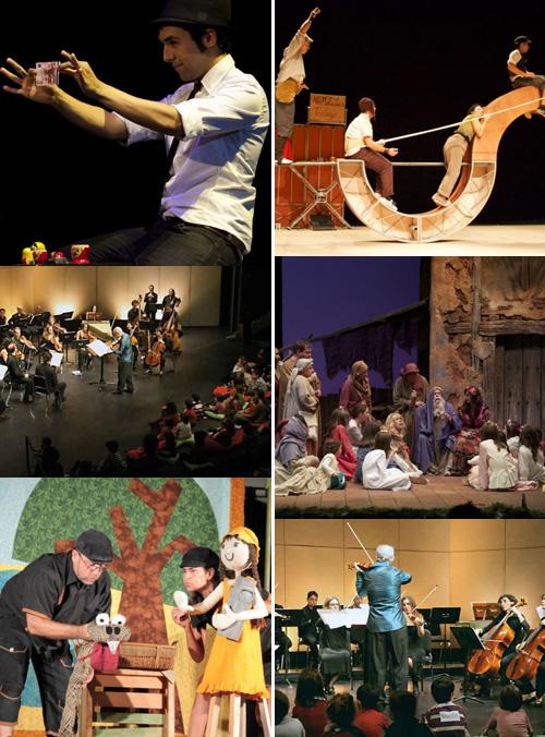 Temporada de Teatre Infantil a l'Auditori de Granollers