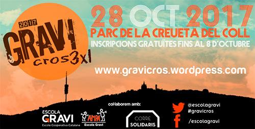 Arriba el GraviCross3x1: un esdeveniment esportiu amb una cursa per equips!