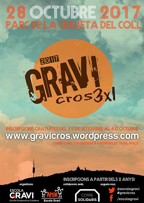 IV edició de la GraviCros3x1 a Barcelona