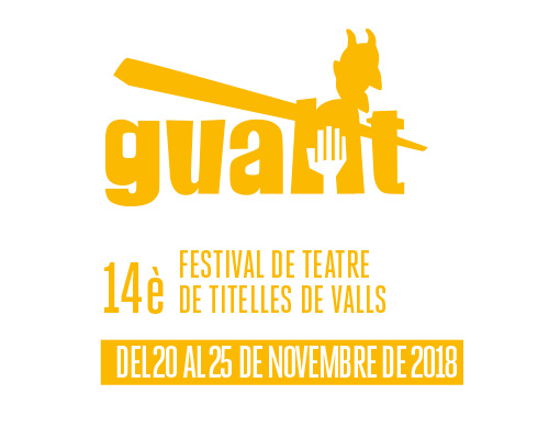 Guant, Festival de Teatre de Titelles de Valls