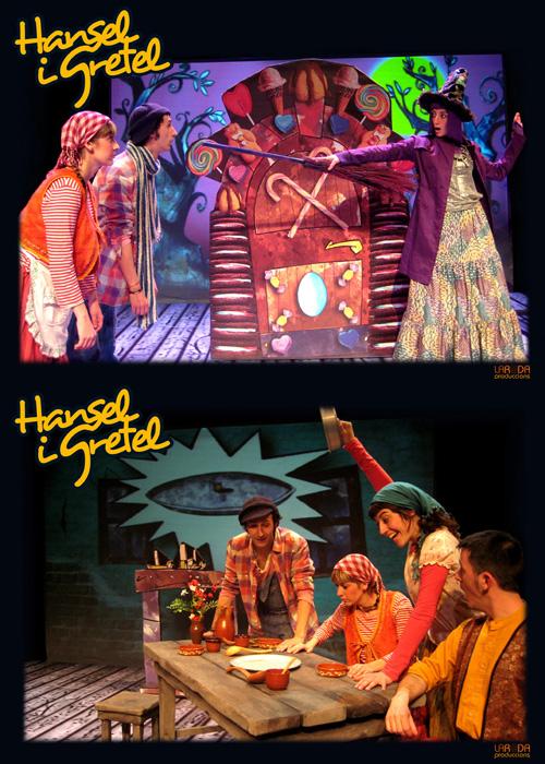Guanyadors de les entrades per veure Hansel i Gretel