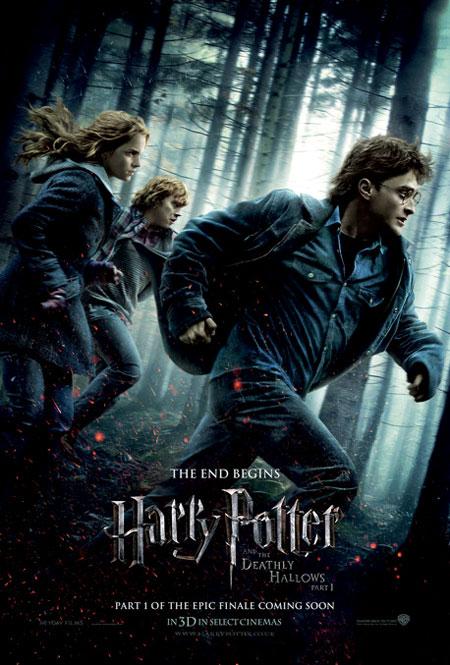Harry Potter i les Relíquies de la Mort (1ª part)