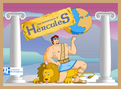 Les aventures d'Hèrcules
