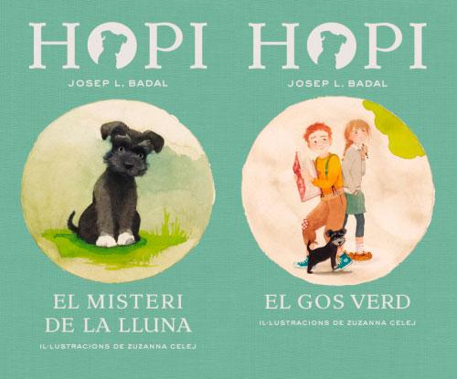 Hopi: 'El misteri de la lluna' i ' El gos verd'