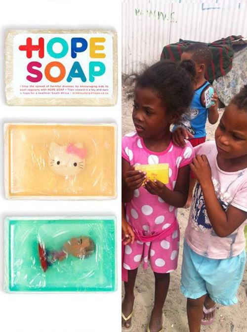 El sabó de l'esperança