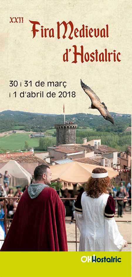 XXII Fira Medieval d'Hostalric, la Selva