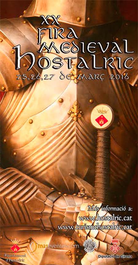 XX Fira Medieval d'Hostalric