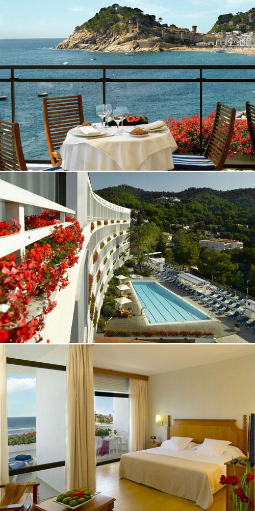 Sorteig d'un cap de setmana al Gran Hotel Reymar