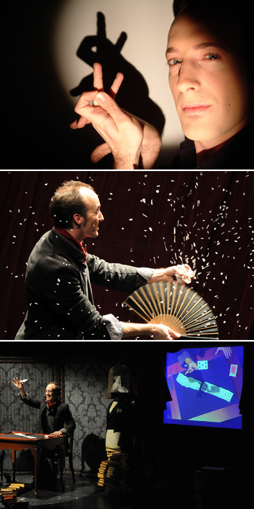 Estrena de 'L'Impossibilista' al Teatre Poliorama