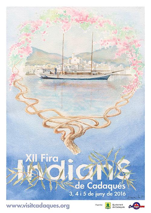 XII Fira d'Indians de Cadaqués