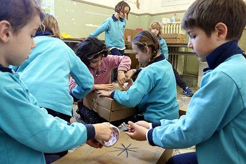 El període de preinscripció dels ensenyaments obligatoris serà entre el 29 de març i el 9 d'abril
