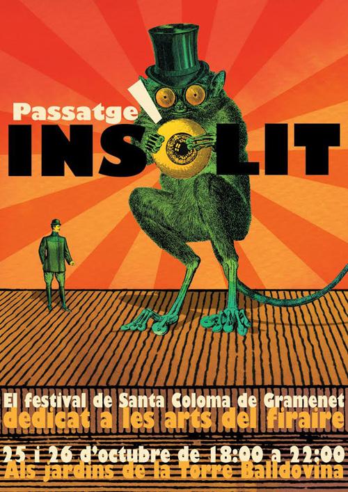 Festival Passatge Insòlit a Santa Coloma de Gramenet