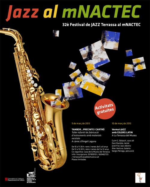 Taller Musical infantil al Festival de Jazz de Terrassa