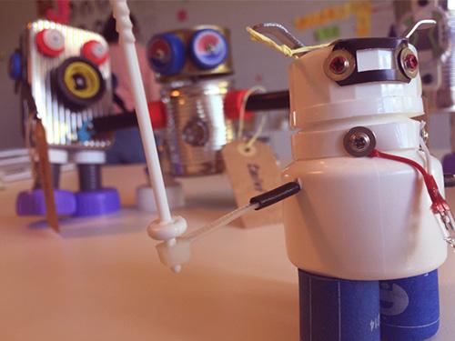 Els robots d'en Joan