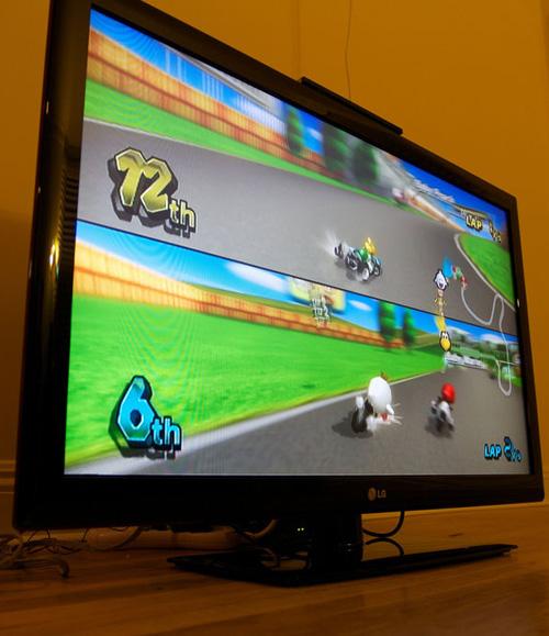 Televisió, Internet i videojocs