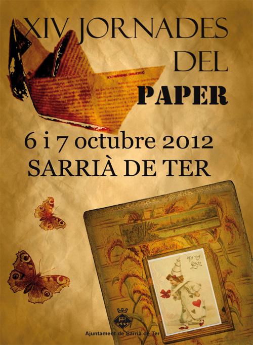 Fira del Paper a Sarrià de Ter