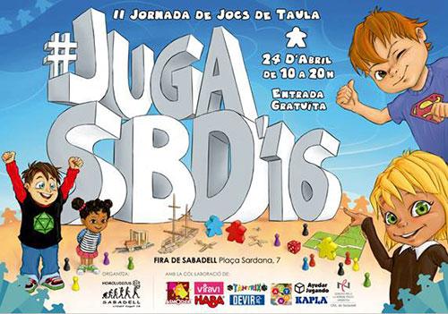 II Jornada de Jocs de Taula a Sabadell