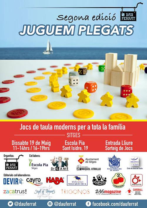 Juguem Plegats a Sitges, el Garraf