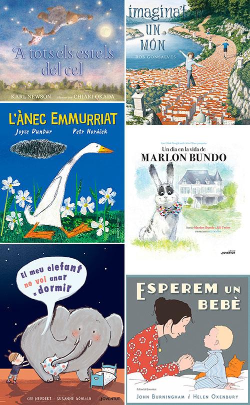Novetats d'Editorial Joventut per Sant Jordi