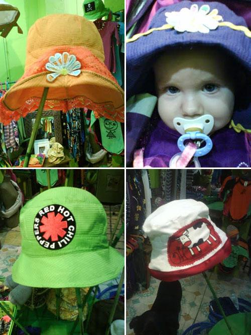 Els barrets de KabraLoka