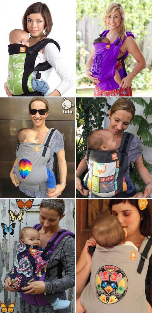 Noves motxilles Tula Toddler a Kangura
