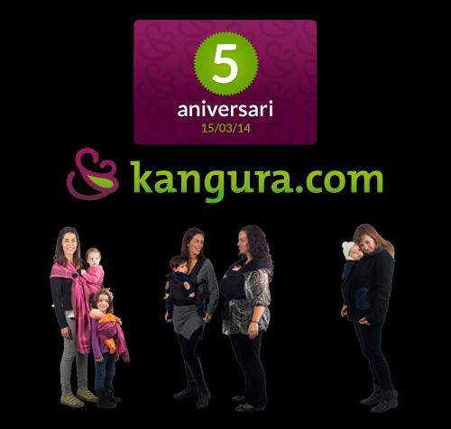 Kangura celebra el 5è aniversari!!