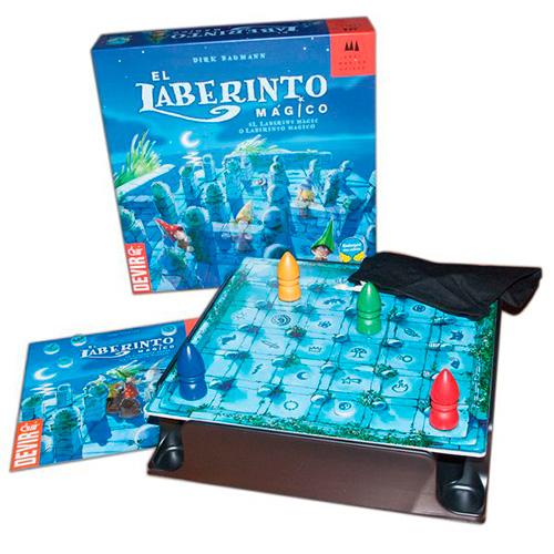 El laberinto mà¡gico', un joc amb molta màgia