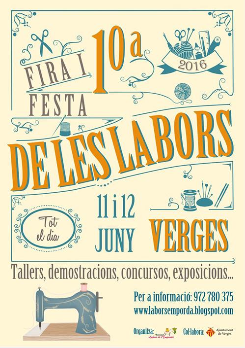 10a Fira i Festa de les Labors a Verges