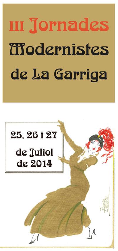 Jornades Modernistes de la Garriga