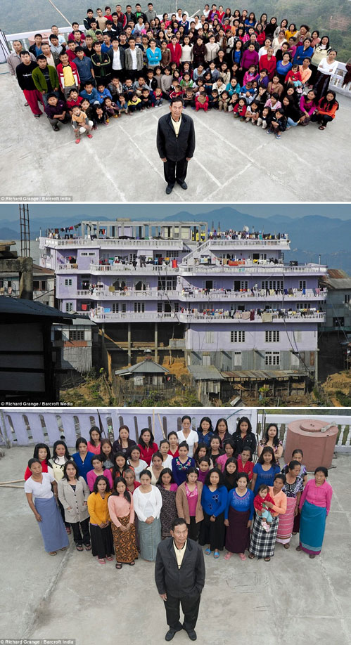 La família més gran del món