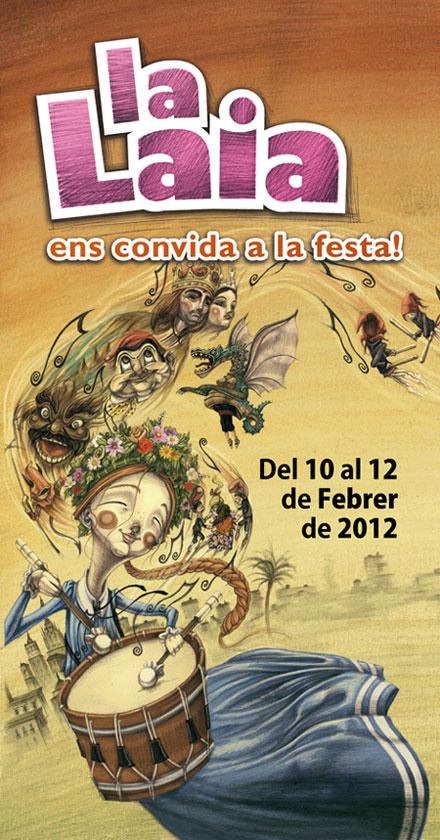 Festes de Santa Eulàlia 2012