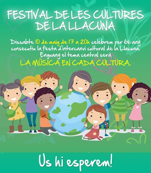 Festival de les Cultures de La Llacuna del Poblenou, Barcelona