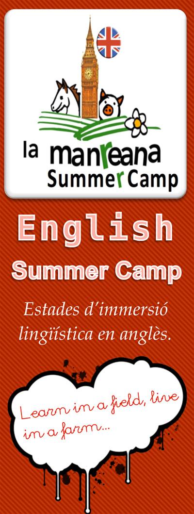 Summer Camp a La Manreana