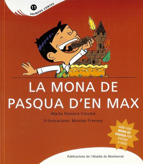 Primers contes - La mona de Pasqua d'en Max