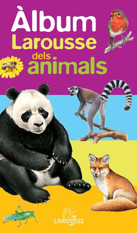 Àlbum Larousse dels animals