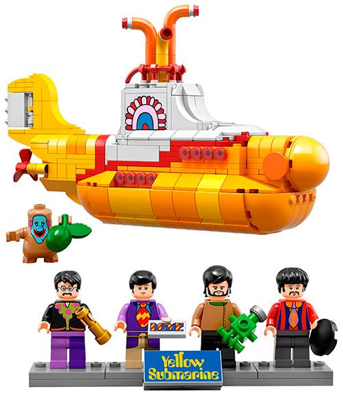 Arriba el Lego dels Beatles!