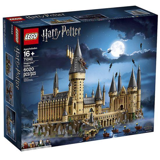 Nou castell de Lego Harry Potter amb més de 6000 peces