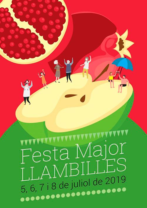 Festa Major de Llambilles, el Gironés