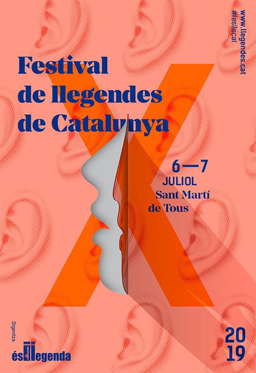 10è Festival de Llegendes de Catalunya a Sant Martí de Tous, l'Anoia