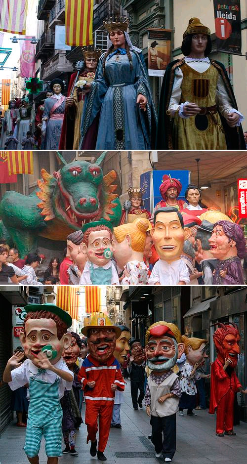 Diada de la Cultura Popular i Tradicional de Lleida