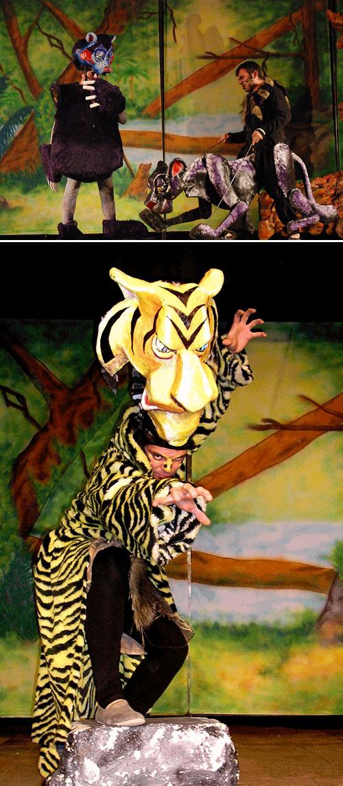 El Llibre de la Selva aterra al Teatre Poliorama!
