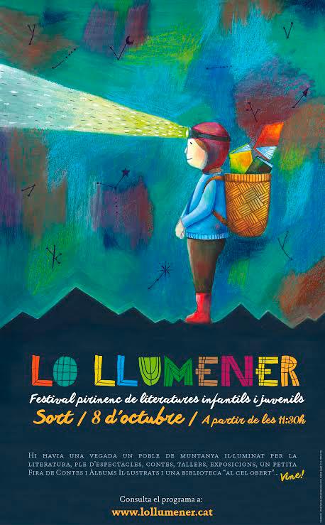 Lo Llumener, Festival pirinenc de literatures infantils i juvenils de Sort
