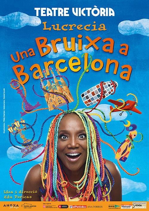 Guanyadors de les entrades per 'Una bruixa a Barcelona'